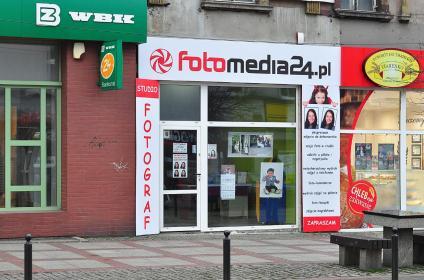 Fotomedia - Skanowanie odbitek Zabrze
