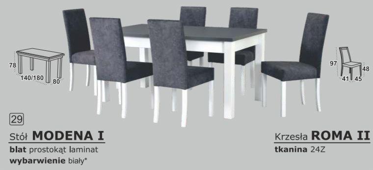krzesła kuchenne ostrzeszów