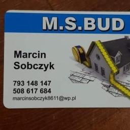 M.S.BUD - Montaż drzwi Gliwice