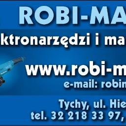F.H.U. Robi-Majster Robert Sroczyński - Naprawa drobnego sprzętu AGD Tychy