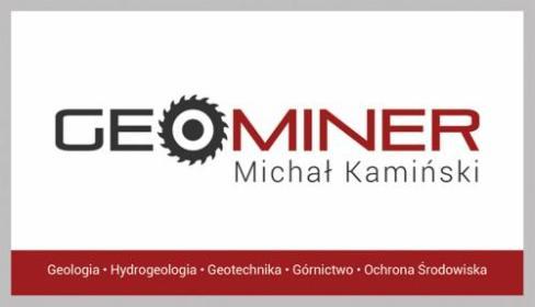 GEOMINER Michał Kamiński - Geolog Wrocław