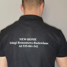 NEW-HOME Usługi Remontowo-Budowlane - Remont łazienki Stara Kamienica