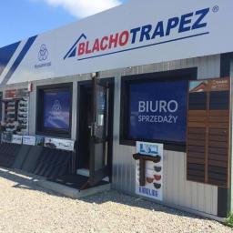 Blachotrapez - Pokrycia dachowe Zamość