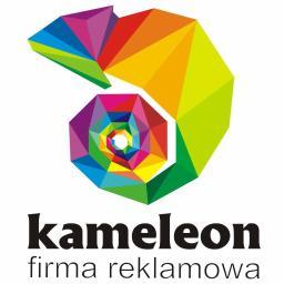 Kameleon Agencja Reklamy - Naklejki Zielona Góra