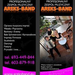 ZESPÓŁ AREKS BAND - Zespół muzyczny Dzierżoniów