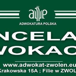 Zespół adwokacki w Zwoleniu - Prawo Karne Zwoleń