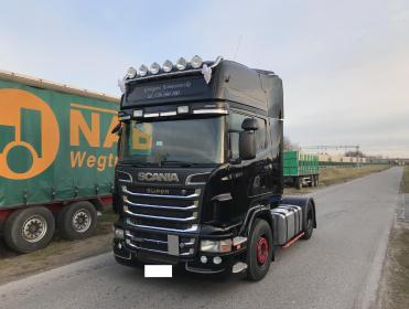 MAK.TRANS-POL MICHAŁ KONARZEWSKI - Transport ciężarowy krajowy Grójec