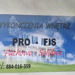 Pro-Fis - Szpachlowanie Bielsko-Biała