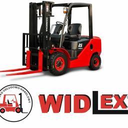 WIDLEX - Wózki widłowe Wieruszów