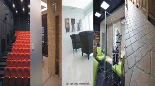 Jan van Tarss Architecture - Firmy Śrem