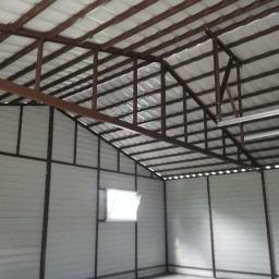 Garaże blaszane Limanowa 32