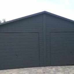 Garaże blaszane Limanowa 26