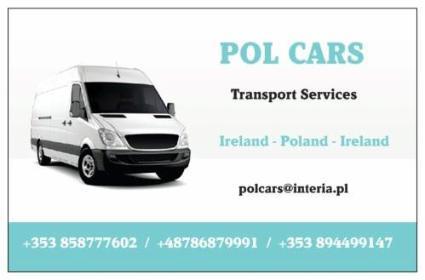 Polcars Pawel Sliwinski - Transport Samochodu z Włoch Naas