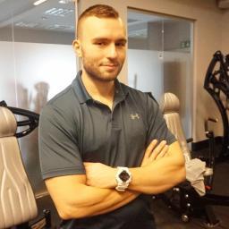 Józef Fazan - Trener Personalny - Trener personalny Kraków