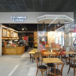 Kawiarnia Columbus Coffee w Szczecinie