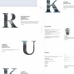 Projekt strony www oraz brandingu dla kancelarii .bskc