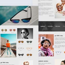 Projekt platformy internetowej dla sklepu Ciszak