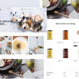 Projekt sklepu internetowego wraz z brandingiem oraz wdrożeniem na bazie WordPress dla marki Eebee.uk