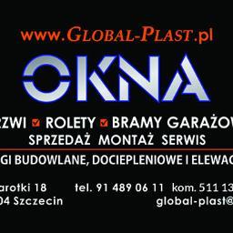 P.H.U. Global-Plast - Okna Aluminiowe Szczecin