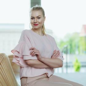 Marta - Twoja osobista stylistka - Stylista Wrocław