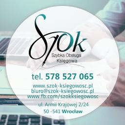 Szok Szybka Obsługa Księgowa sp. z o.o. - Biuro rachunkowe Wrocław