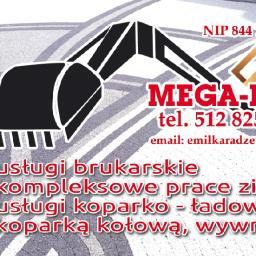 MegaKop - Odśnieżanie Suwałki