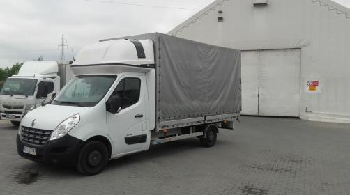 Transr-Usługi - Firma transportowa Laskowa