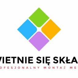 Świetnie się składa - Profesjonalny montaż mebli - Instalowanie sprzętu RTV, AGD Warszawa