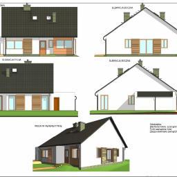 Projekty domów Kępno 2