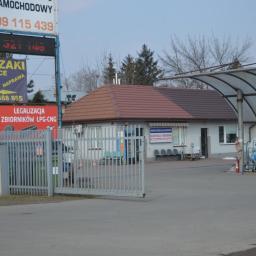 Legalizacja zbiorników LPG, Auto gaz Łukasz Kobza - Auto gaz Radom