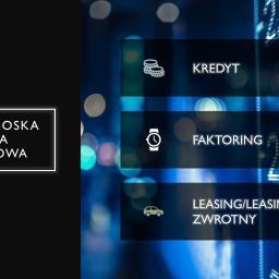 Bydgoska Grupa Finansowa - Leasing maszyn i urządzeń Bydgoszcz