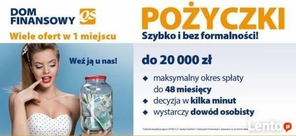 Multifinansowanie - Pożyczki bez BIK Kielce