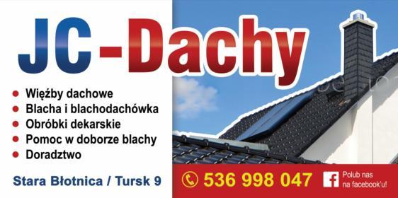 J-C Dachy-Usługi Dekarskie Jan Chłopecki - Wykonanie Dachu Stara Błotnica