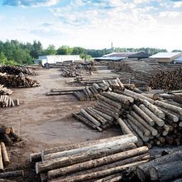 JDA WOŹNIAK - Drewno Na Więźbę Dachową Drezdenko
