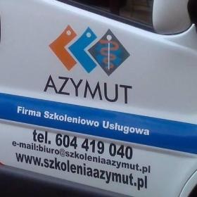 """Firma Szkoleniowo-Usługowa """"Azymut"""" Piotr Piotrowicz - Kurs pierwszej pomocy Żory"""