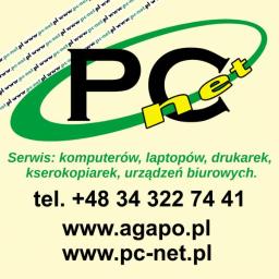 PC-NET Rafał Latacz - Serwis sprzętu biurowego Częstochowa