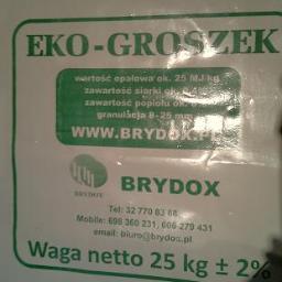 BRYDOX - Ekogroszek Świętochłowice