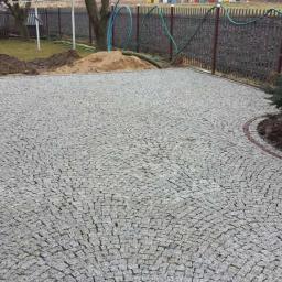 Kompleksowe układanie kostki granitowej (KW.Granit) - Kostka granitowa Iłża
