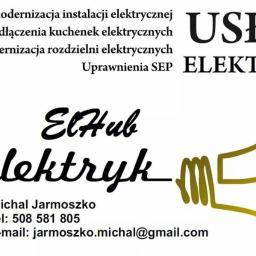 ElHub Michał Jarmoszko - Wymiana Instalacji Elektrycznej Warszawa