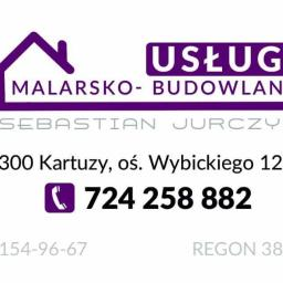 Uslugi Malarsko- Budowlane - Płyta karton gips Kartuzy
