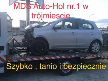 MDS auto-hol - Transport samochodów z zagranicy Gdynia