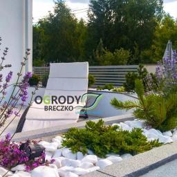 Ogrody Breczko - Projektowanie ogrodów Białystok