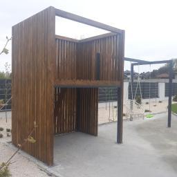 BISparkiet - Ogrodzenia drewniane Zakrzew