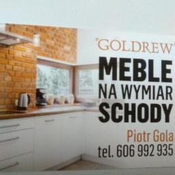 """""""GOLDREW"""" - Balustrady Balkonowe Nierdzewne Majdan Królewski"""