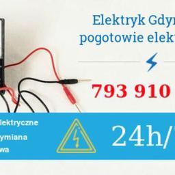 Elektryk Gdynia - Wykonanie Instalacji Elektrycznych Gdynia