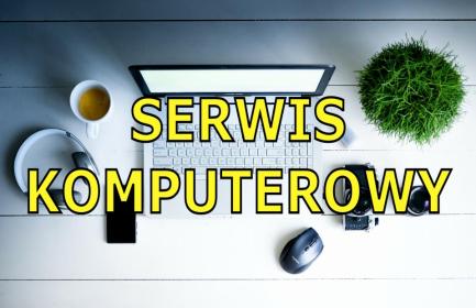 Serwis Komputerowy - Naprawa Laptopów - Bazodanowiec Zduńska Wola