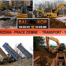 Usługi Ogólnobudowlane Bal-kop S.C. P.Balczyński A.Balczyńśki - Fundament Zielonka