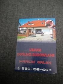 Marcin Gałek Usługi ogólnobudowlane - Naprawa okien Namysłów