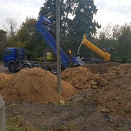 Transport 20 ton