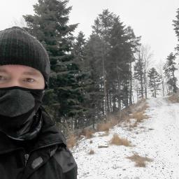 Zimowy trening w plenerze